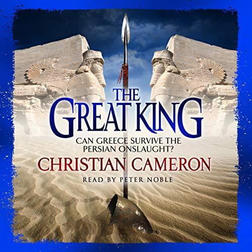 Peter Noble-Audiobook Narrator-The Great King