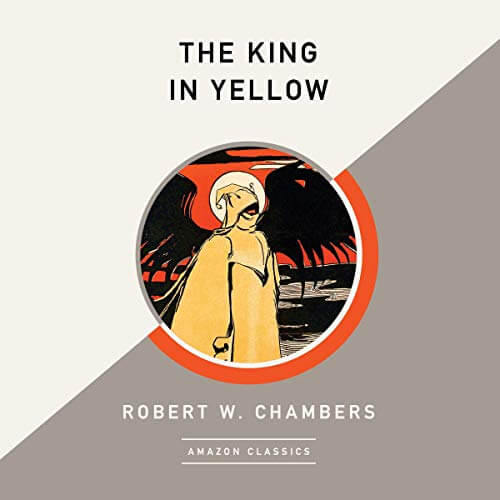 Peter Noble-Audiobook Narrator-The King in Yellow