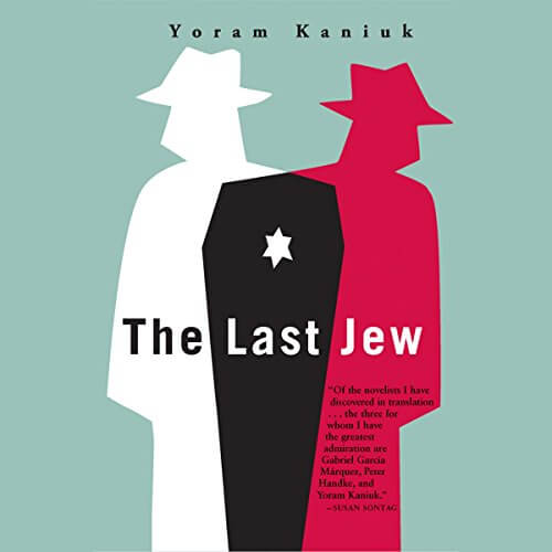 Peter Noble-Audiobook Narrator-The Last Jew