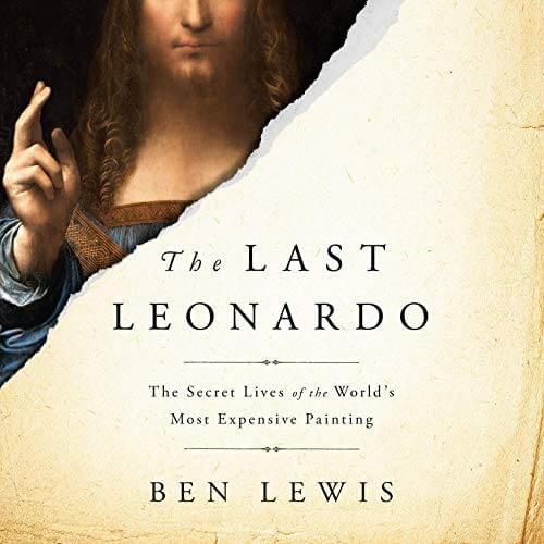 Peter Noble-Audiobook Narrator-The Last Leonardo