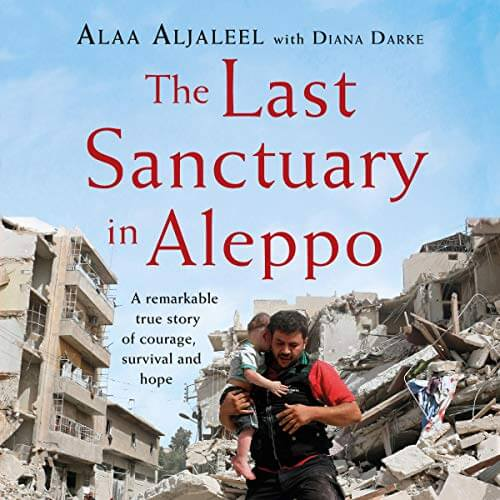 Peter Noble-Audiobook Narrator-The Last Sanctuary in Aleppo