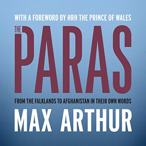 Peter Noble-Audiobook Narrator-The Paras