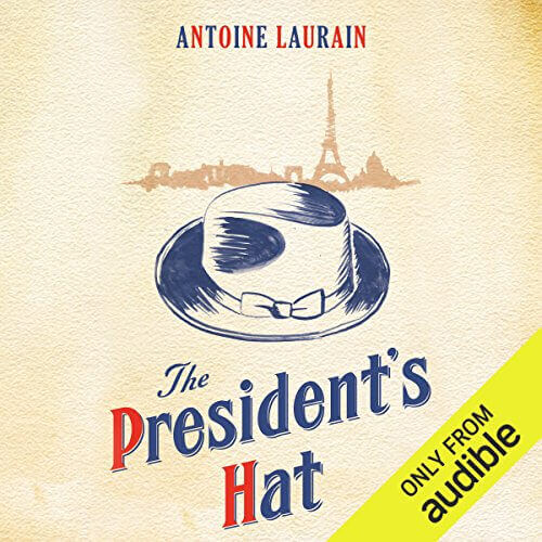 Peter Noble-Audiobook Narrator-The President's Hat