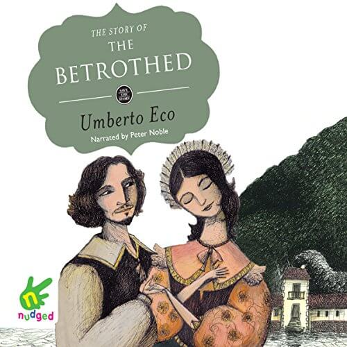 Peter Noble-Audiobook Narrator-STORY OF THE BETROTHED