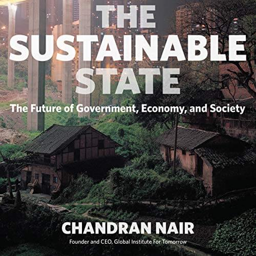Peter Noble-Audiobook Narrator-The Sustainable State