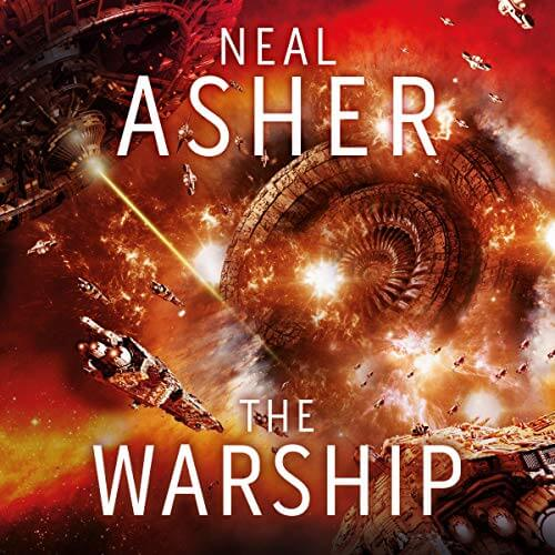 Peter Noble-Audiobook Narrator-The Warship