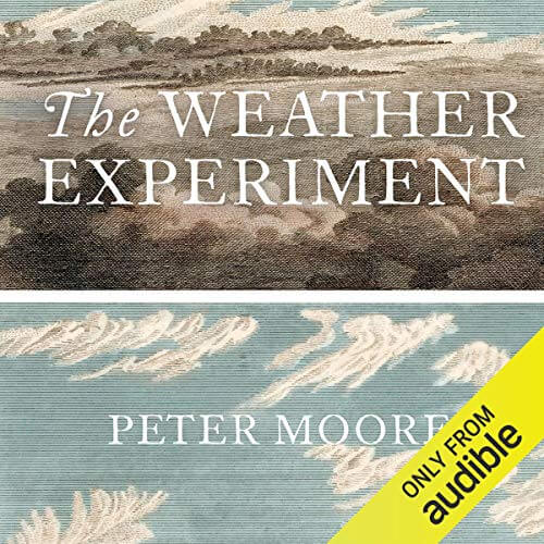 Peter Noble-Audiobook Narrator-The Weather Experiment