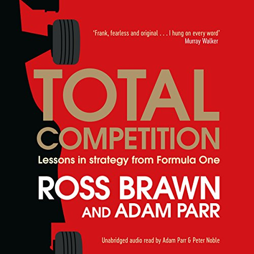Peter Noble-Audiobook Narrator-Total Competition