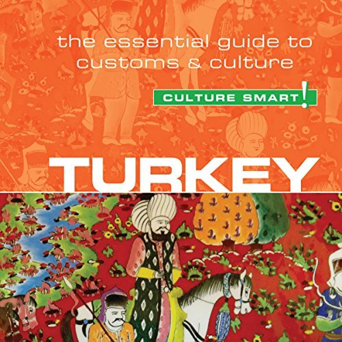 Peter Noble-Audiobook Narrator-Turkey - culture smart!
