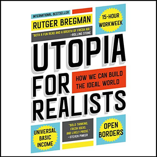 Peter Noble-Audiobook Narrator-Utopia for Realists