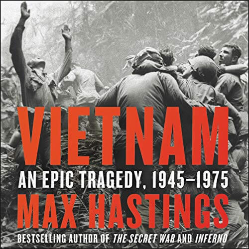 Peter Noble-Audiobook Narrator-Vietnam