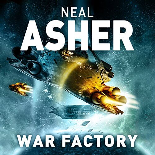 Peter Noble-Audiobook Narrator-War Factory