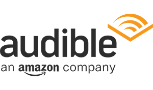 Peter Noble-Audiobook Narrator-Audible logo