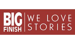 Peter Noble-Audiobook Narrator-Big Finish-logo