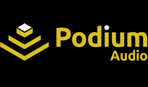 Peter Noble-Audiobook Narrator-PodiumAudio-logo