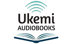Peter Noble-Audiobook Narrator-Ukemi Audiobooks-logo
