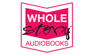Peter Noble-audiobook narrator-Whole Story Audiobooks-logo