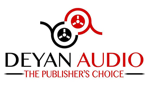 Peter Noble-Audiobook Narrator-Deyan Audio-logo