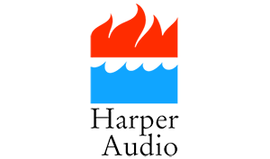 Peter Noble-Audiobook Narrator-HarperAudio-logo