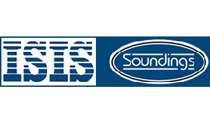 Peter Noble-Audiobook Narrator-ISIS Soundings-logo