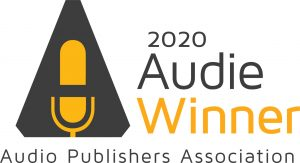 Peter Noble audiobook narrator - 2020 Audie Award Winner for Mystery