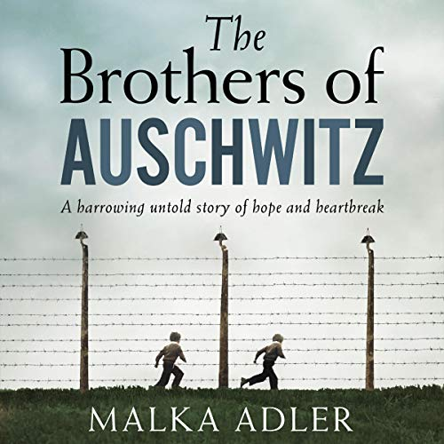 Peter Noble-Audiobook Narrator-Brothers of Auschwitz