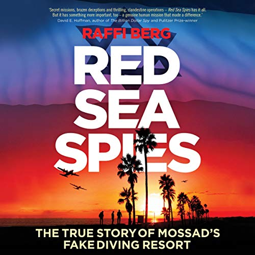 Peter Noble-Audiobook Narrator-Red Sea Spies