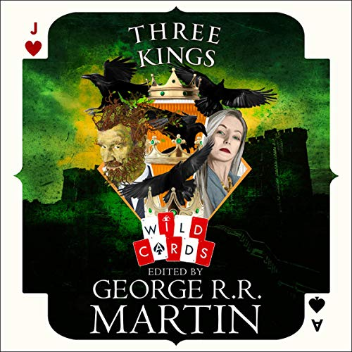 Peter Noble-Audiobook Narrator-Three Kings