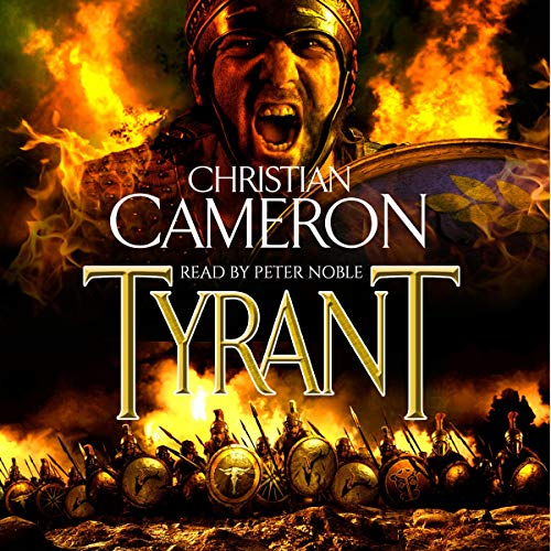 Peter Noble-Audiobook Narrator-Tyrant