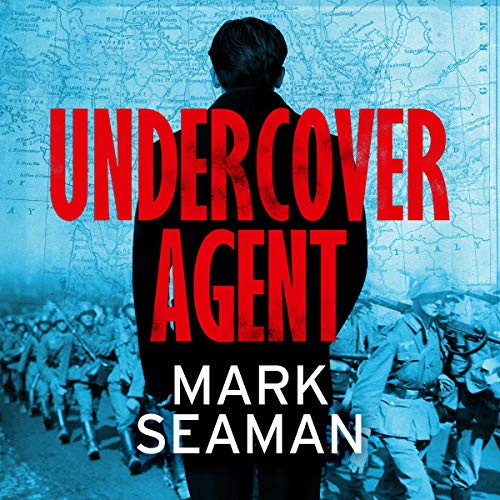 Peter Noble-Audiobook Narrator-Undercover Agent