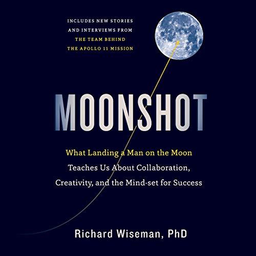 Peter Noble-Audiobook Narrator-Moonshot
