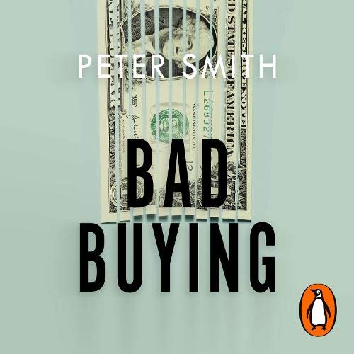 Peter Noble-Audiobook Narrator-Bad Buying